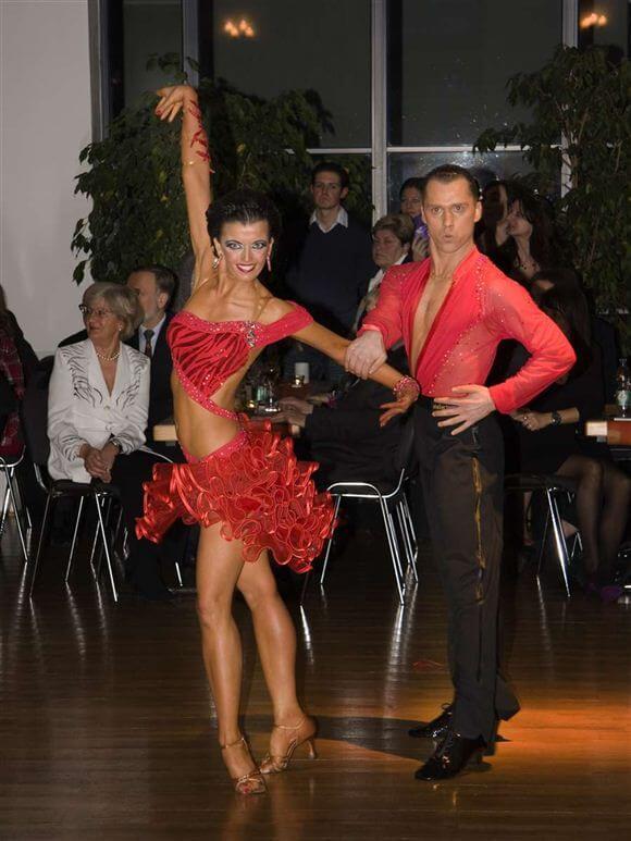 Lateinamerikanische Tänze - Denislav & Iliyana