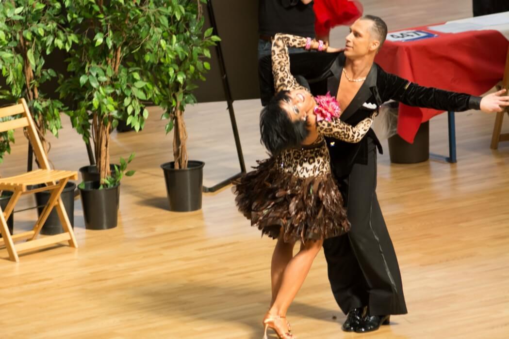 Samba tanzen - Denislav Dimitrov & Iliyana Staevska
