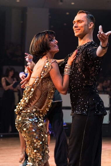Tanzsportbilder  - Denislav Dimitrov & Iliyana Staevska