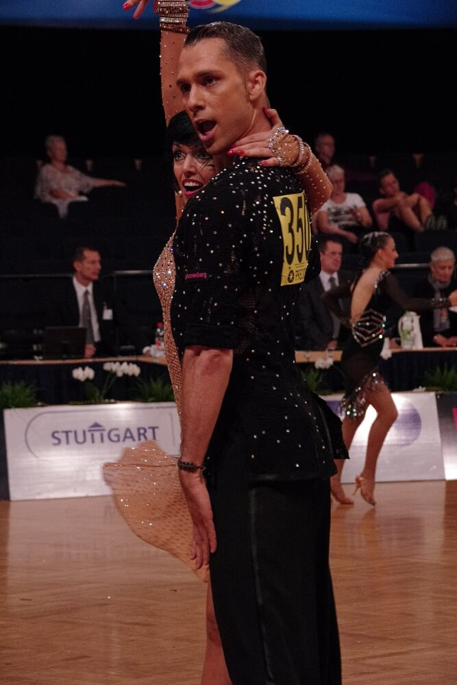 Tanzbilder - GOC WDSF Grand Slam Latein 2014