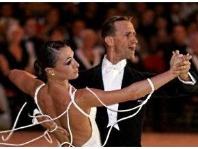 Langsamer Walzer im Tanzsport