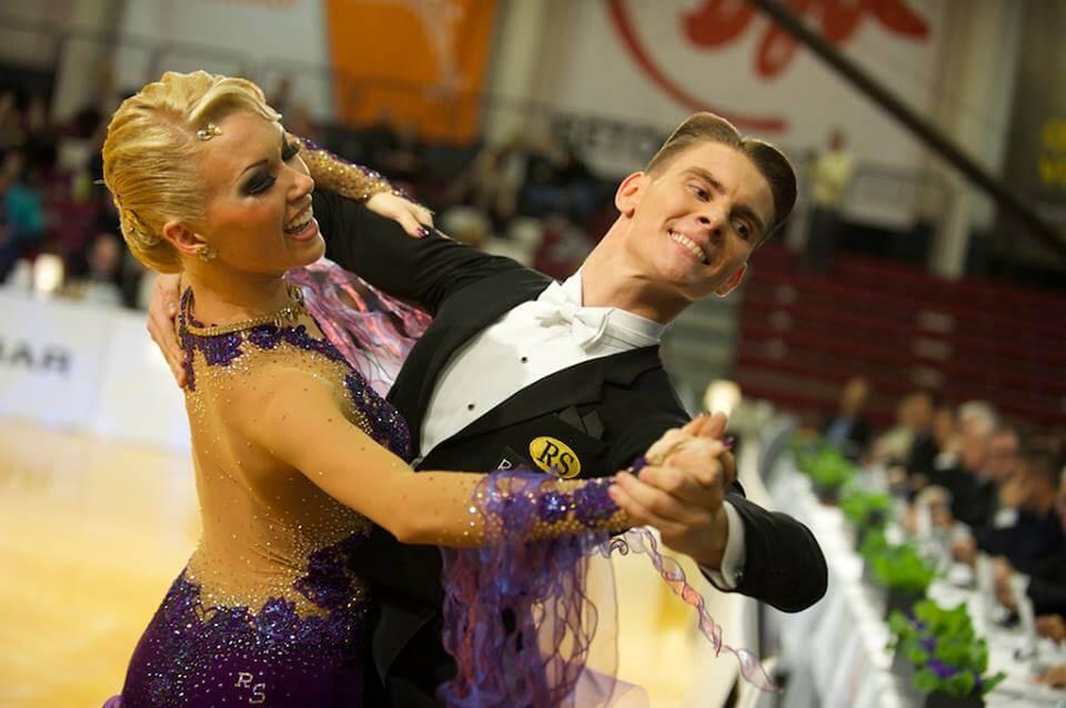 Slowfox tanzen lernen - Zharkov&Kulikova