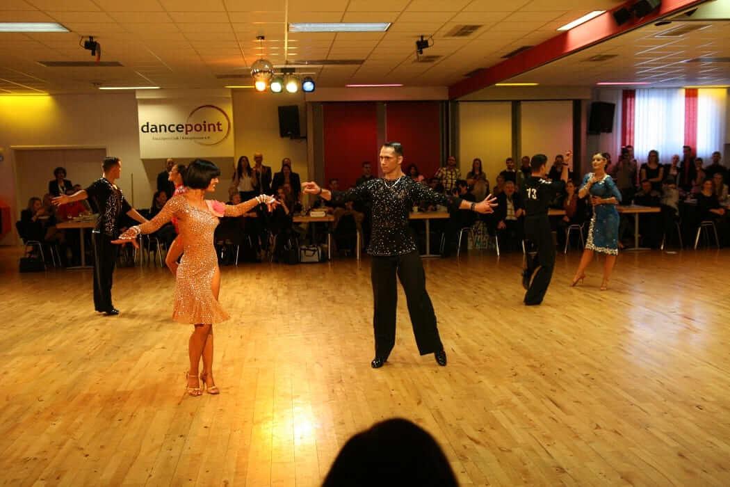 Jive tanzen lernen bei Tanz-lehrer