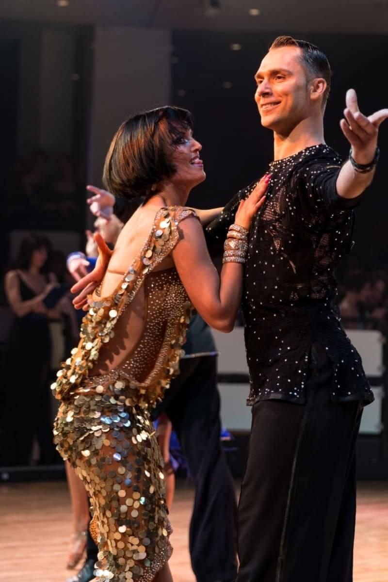 Lateinamerikanische Tänze - Tanzlehrer in München