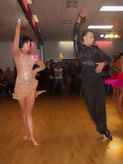 Paso Doble - Tanzlehrer München