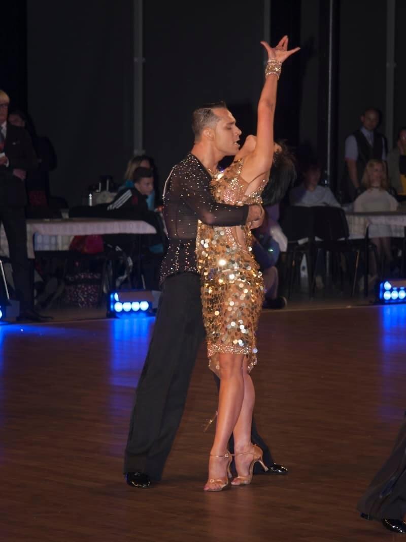 Rumba tanzen lernen - Dimitrov & Staevska