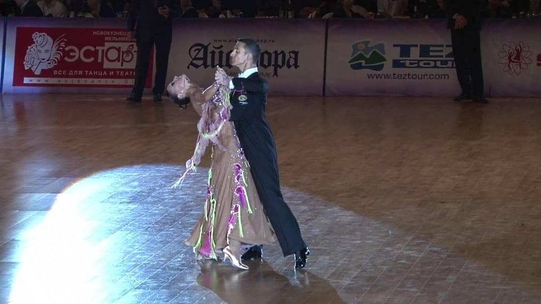 Tango tanzen mit Benedetto Ferruggia und Claudia Köhler