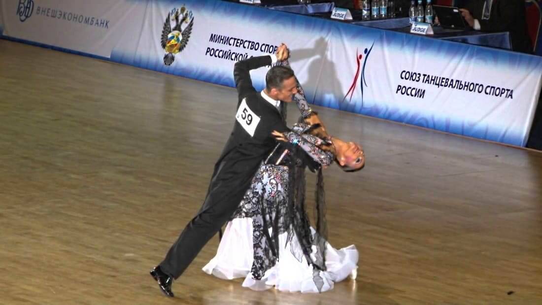 Tango tanzen - Tanzsport