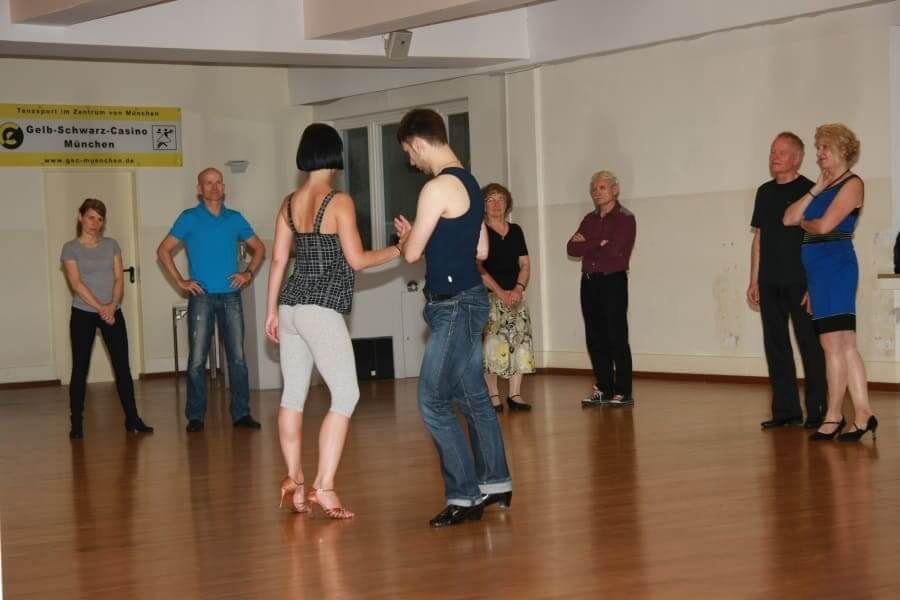 Tanzen für Anfänger in München