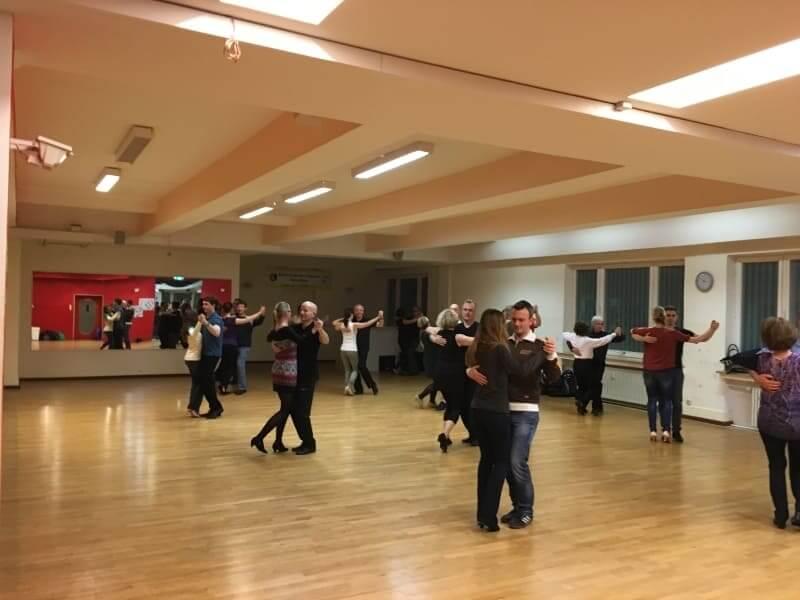 Tanzkurse für Fortgeschrittene und Breitensportler