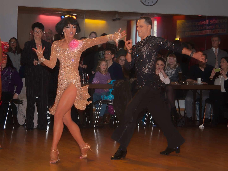 Tanzlehrer in München - Denislav & Iliyana