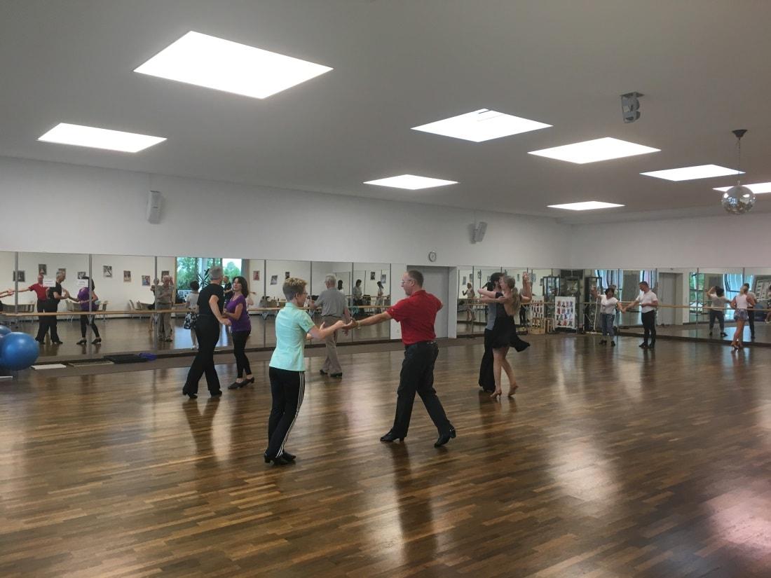 Tanzsport in München und Unterhaching